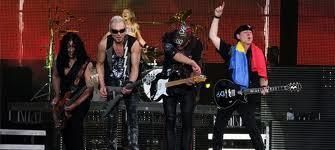 Trupa Scorpions