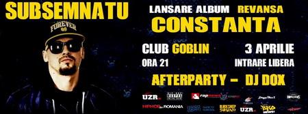 Concert Subsemnatu Constanta