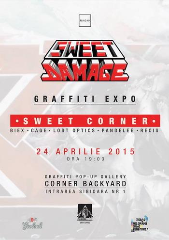 Sweet Corner - Afis