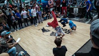 Kids and Pro Breakin Battle 4