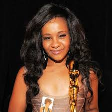 Bobbi Kristina Brown in stadiu terminal