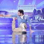 Bogdan Bolohan de la Romanii au talent in Constanta
