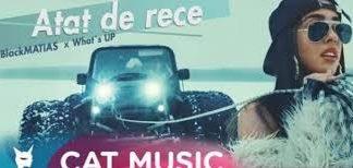 Black Matias feat. Whats UP - Atat de rece